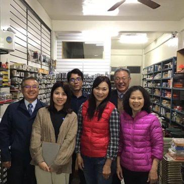 2020 日本OSG 駐台董事長來訪